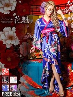 ◇dazzystore2017花魁◇着物風テールカットロングドレス