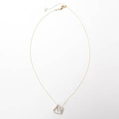 10/23UP【thorio port House】Shell stone necklace