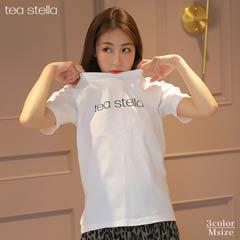 tea stella ロゴ T[tea stella]