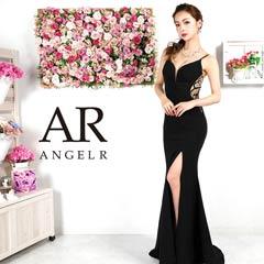 10/7UP【P★10倍】[AngelR]バックビジューデザインタイトロングドレス[AR9331][送料無料]