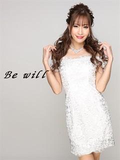 [Be will]総レースワンカラーオフショルタイトミニドレス[D-4957][送料無料]