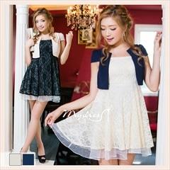 シンプルボレロ [my dress]