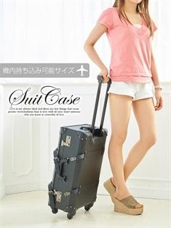 [3way]小型バッグ付きトランク型キャリーケース