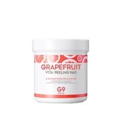 G9SKIN Grapefruit Vita Peeling Pad グレープフルーツピーリングパッド