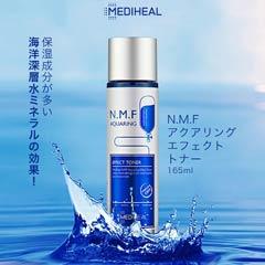 2/26UP【MEDIHEAL】メディヒール N.M.F アクアリング エフェクト トナー