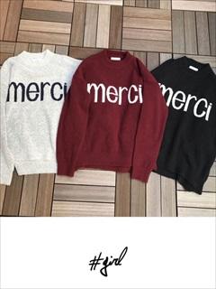 [#girl]merciニット