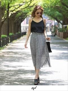 [#girl]2wayロングスカート