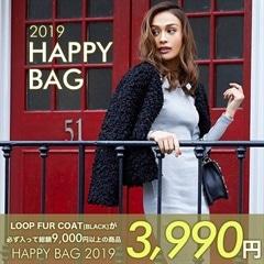 【\3,990】 HAPPPY BAG 2018[カジュアル/dazzy closet]