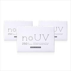 noUV3箱セット(1シート10粒入り×3箱)