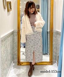 【OUTLET】ゴブランタイトスカート