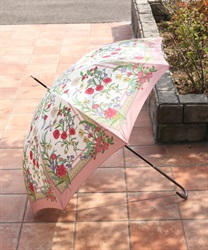 【GWフェア/10%OFF対象】スカーフパターン長傘