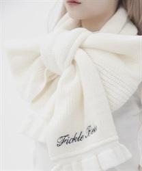 【予約】FB刺繍ロングマフラー