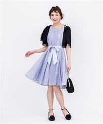 Aライン2WAYドレス