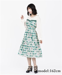 【OUTLET】アイシングクッキーワンピース