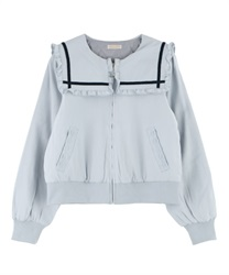 【OUTLET】【Web限定】セーラーブルゾン