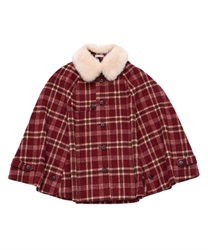 【OUTLET】【Web限定】ケープコート