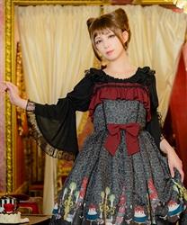 2way姫袖ブラウス