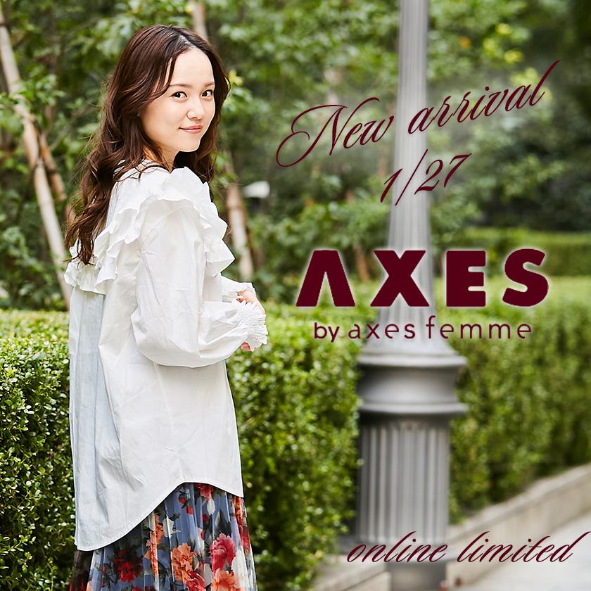 axes femme AXES 21SS